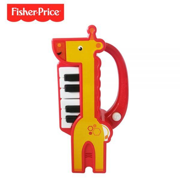 Piano Musical Jirafa Fisher Price