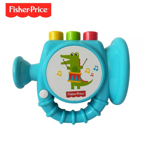 Trompeta Musical Fisher Price