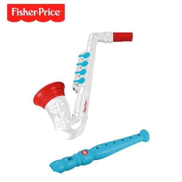 Set Saxo Bn Flauta Fisher Price Dfp6626