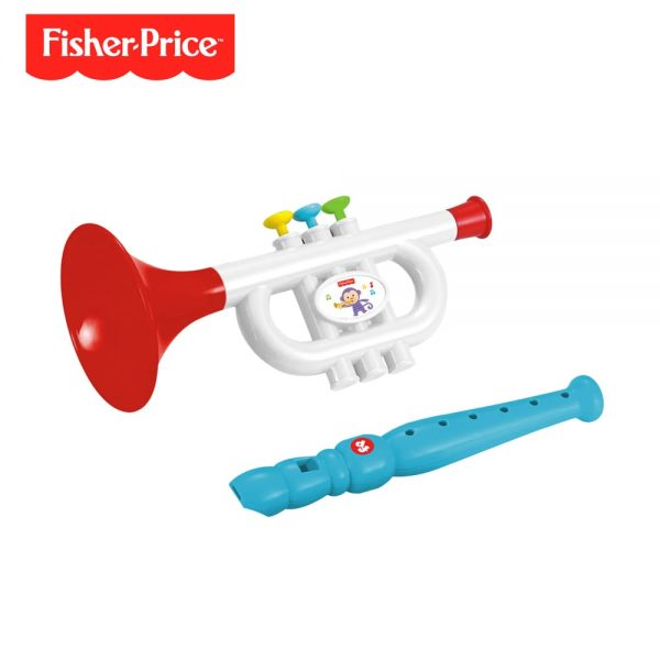 Trompeta+Flauta Fisher Price Dfp6625 Bn