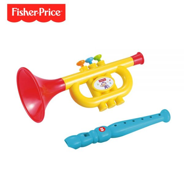 Trompeta+Flauta Fisher Price Dfp6625 Am