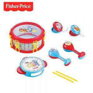 Banda Accesorios Fisher Price Dfp6601