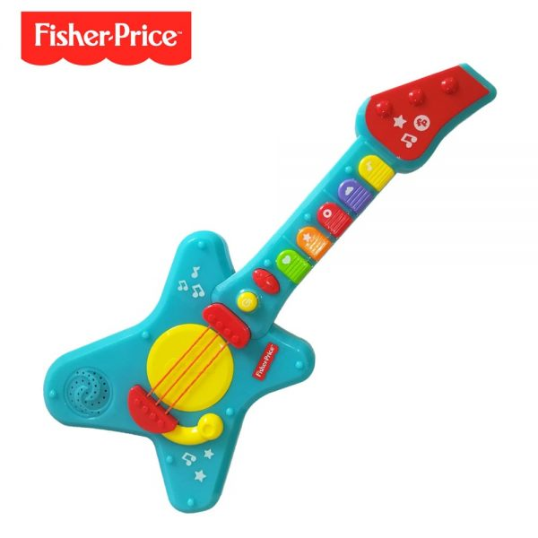 Guitarra Rock Fisher Price