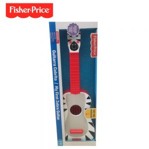 Guitarra Zebra Rj Fisher Price Dfp301z