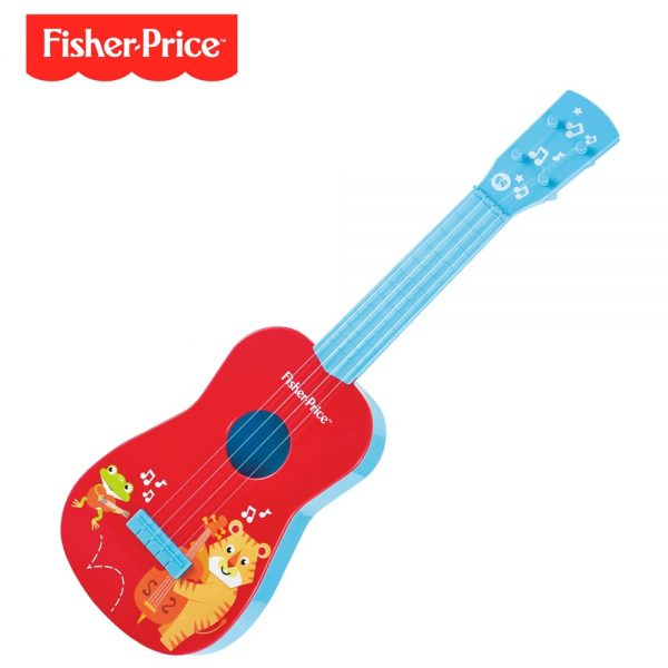Guitarra Rj Az De Fisher Price Dfp301f