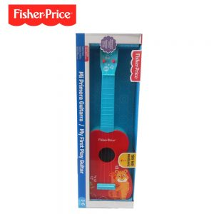 Guitarra Rj Az De Fisher Price Dfp301f
