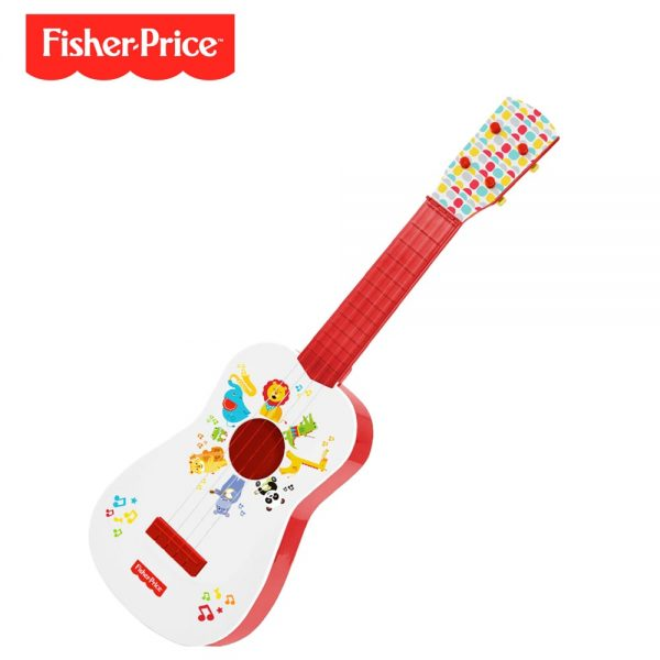 Guitarra Animales Fisher Price Dfp301f