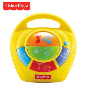 Radio Portatil Fisher Price Dfp6211 Am