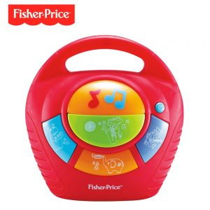 Radio Fisher Price portatil Dfp6211 Rj