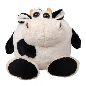 Peluche 35cm Vaca Kisses P4839