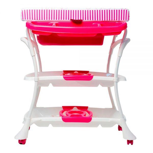 Bañera bebé Piori Rosa PBA-02