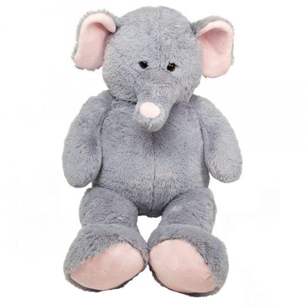 Peluche 100cm Elefante Kisses P12002