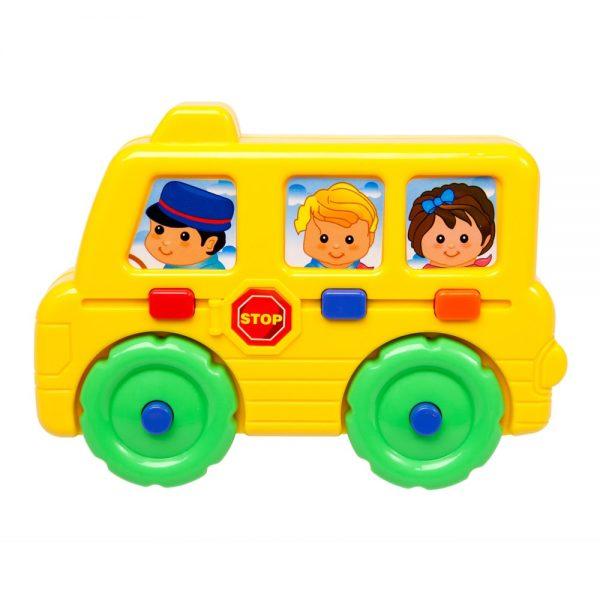Juguete Musical Bus Infantoys JGLS013