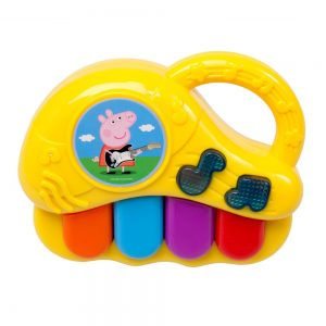 Piano musical Peppa Pig Am PPIG-001