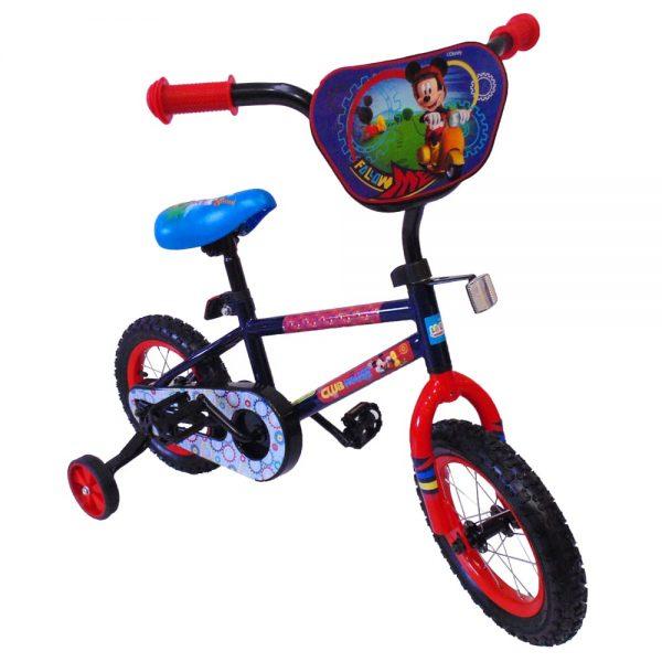 Bicicleta Niño Mickey Aro 12 Disney