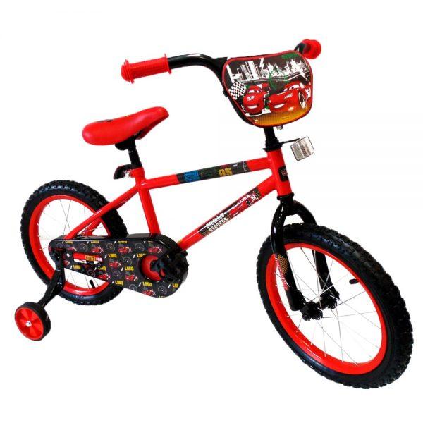 Bicicleta Disney Cars Clásico Aro 16