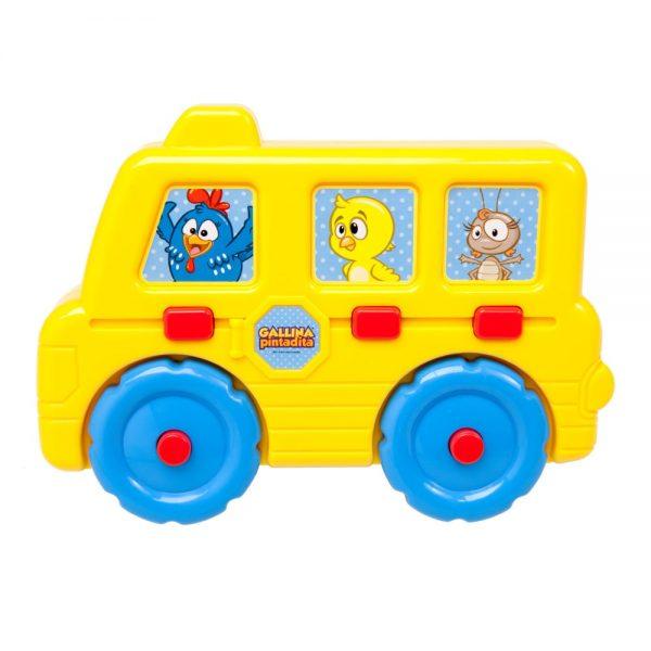 Bus musical Gallina Pintadita