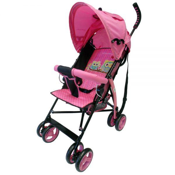 Paseador Happy Baby Cams Trip Rosa