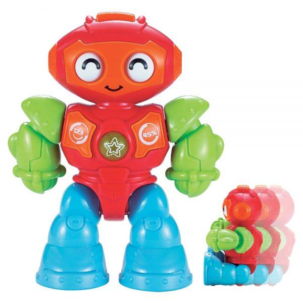Mini Robot Musical Infantoys JGLS2026