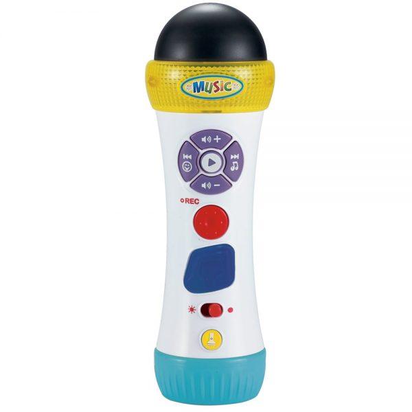 Microfono Musical Infantoys JGLS7810