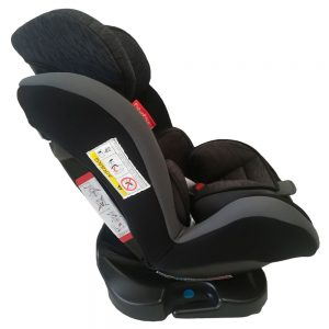 Silla carro Fisher Price Cronox Gr 0+,1,2,3 Gris