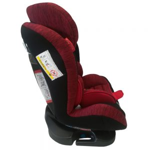 Silla carro Fisher Price Cronox Gr 0+,1,2,3 Rojo