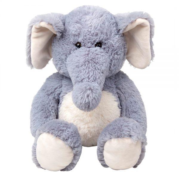 Peluche 38cm Elefante Kisses P12007